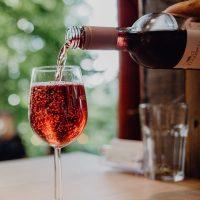 Weinstadl Weinglas
